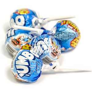 Pin Pop Sensations blue