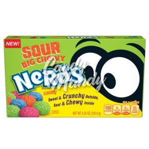 Nerds box Sour Big Chewy