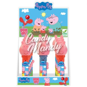 Bip Peppa Pig Lolly Pop Up