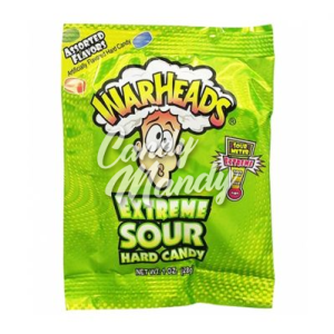 Warheads Extreme Sour Candy 28 gr.
