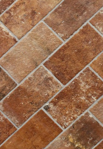 London Brick Sunset 5  x 10  Porcelain Floor Tile   Carpetmart com Links
