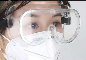 Safety protective goggles for chemical research windproof and dust proof
