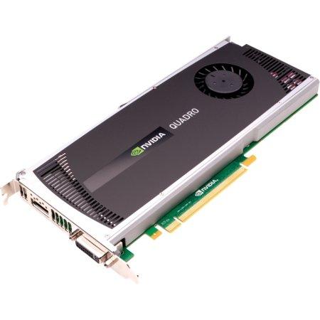SCHEDA VIDEO PCI-E NVIDIA Quadro 4000 2GB GDDR5 256 bit