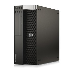 DELL T3610 Workstation Tower Xeon®E5-1607v2 16GB DDR3, HDD 500GB, DVD, NVIDIA Quadro 600. Windows 10 Pro.