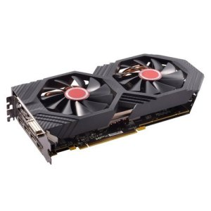 SCHEDA VIDEO PCI-E XFX RX 580 8192Mb/256Bit GDDR5