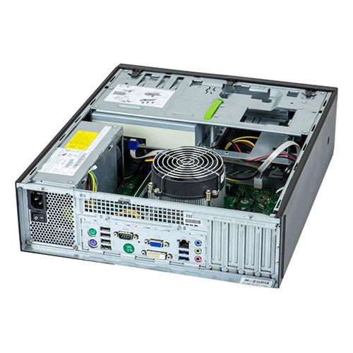 Fujitsu Esprimo E520 SFF, Intel Core i3-4130, 4GB DDR3, HDD 500GB, DVD, W10 Home