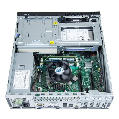 Lenovo M83 SFF - Intel® Core™ i5-4670T, 4096Mb DDR3, HDD 500GB, DVD. W10 Home.