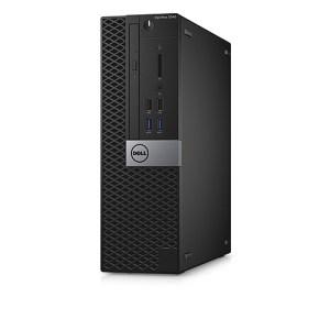 DELL Optiplex 3040 SFF, Intel® Core™ i5-6500, RAM 4Gb DDR4, HDD 500GB. W10 Home.