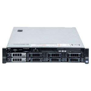 DELL POWEREDGE R720 2x Intel Xeon HexaCore E5-2640 32GB DDR3, HDD 2x2TB SAS