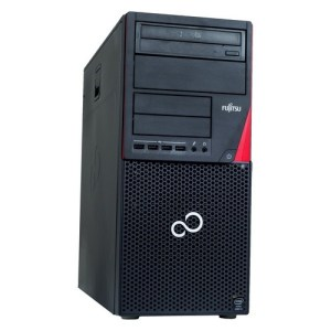 Fujitsu P720 TOWER Intel® Core™ i7-4770, 8GB DDR3, HDD 500GB, DVDRW. W10 Home.