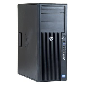 HP Z420 WS Tower Intel® Xeon® E5-1603 32GB DDR3 HDD 500GB DVD-RW. W10 HOME.