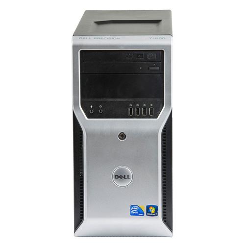 DELL T1600 Workstation Tower Xeon®E3-1225 v3 8GB DDR3, HDD 500GB, DVD, NVIDIA Quadro 2000. Windows 10 Pro.