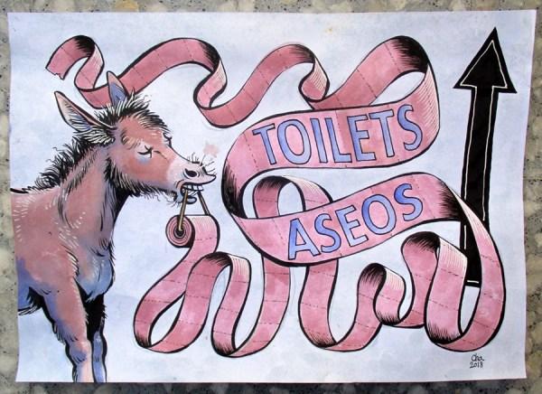 Original Toilets / Aseos