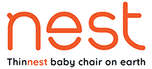 Chair Nest – Thinnest baby chair on earth