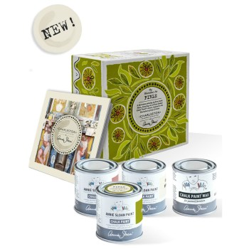 annie-sloan-with-charleston-decorative-paint-set-in-firle-contents-new-896