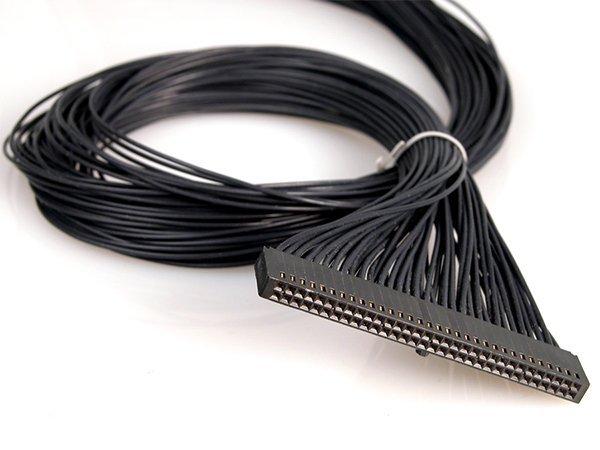 Discrete 64 Conductor Cable Cirri
