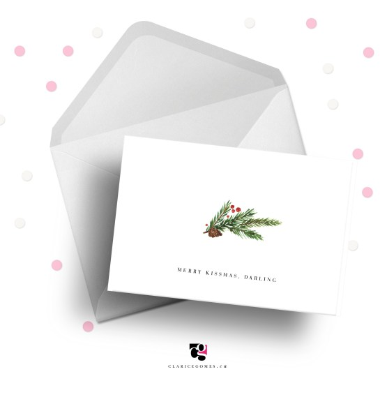 Clarice gomes designs - christmas cards