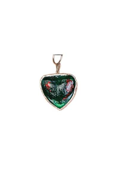 Hearth Glass Necklace