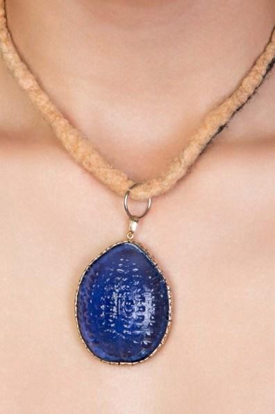 Box Glass Necklace 3