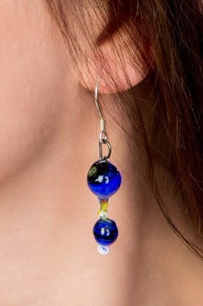Lidyana Glass Earrings 1