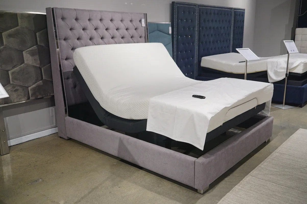 Twin Xl Adjustable Bed Base Cleo S Furniture