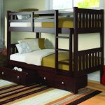 Layton Twin Over Twin Bunk Bed With Storage Cleo S Furniture