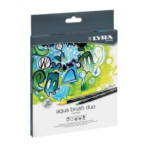 Lyra Aqua Brush Duo 12