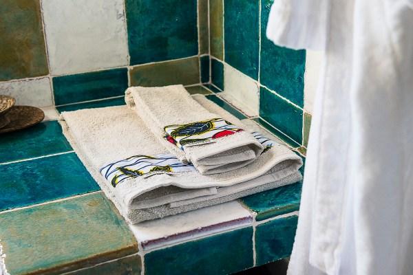 Coppia asciugamani NewHope