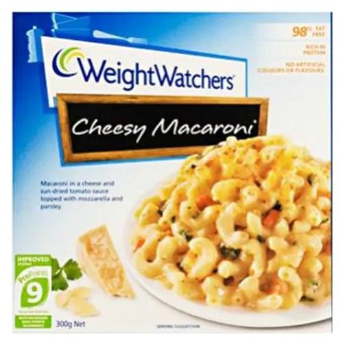 Prepared Meals Weight Watchers