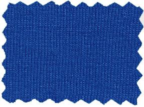 Viskose jersey dunkel royal blau