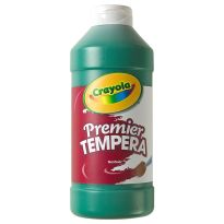 Premier Tempera Paint 16-oz. Green