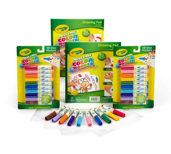 crayola color wonder mini markers amazon # 14