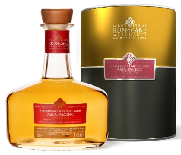 Asia Pacific XO rum & cane merchants fiji indonesia