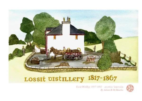 Lossit distillery lost distillery company
