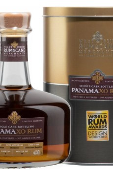 panama XO rum single cask rum & cane merchants