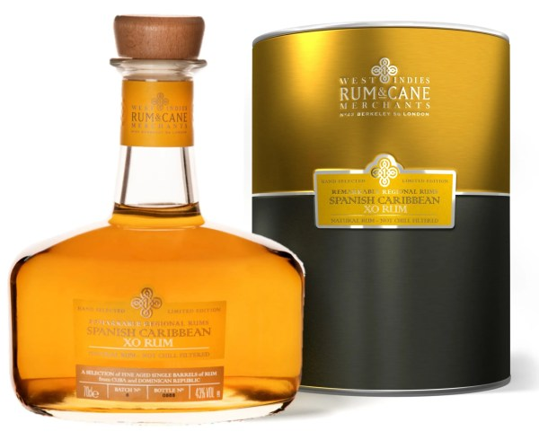 Spanish Caribbean XO rum & cane merchants cuba dominican republic