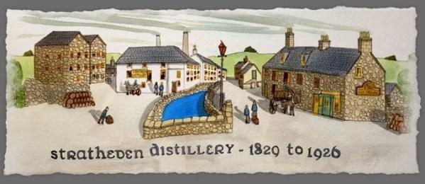 Stratheden distillery