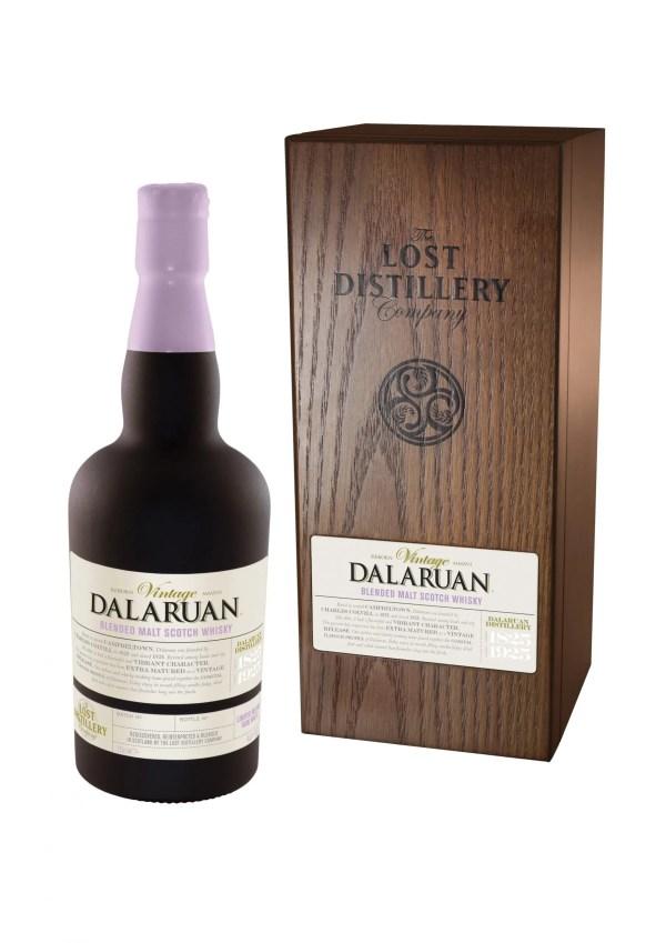 Dalarauan vintage selection campbeltown whisky malt lost distillery