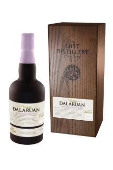 Dalarauan vintage selection campbeltown whisky malt lost distillery