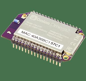Computadora Omega2 + IoT