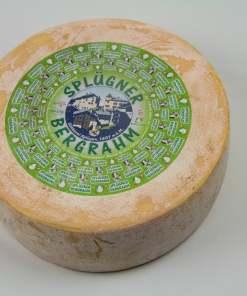 Bergrahm - Käse, Sennerei Splügen