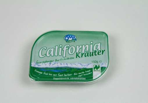 California Frischkäse mit Kräutern