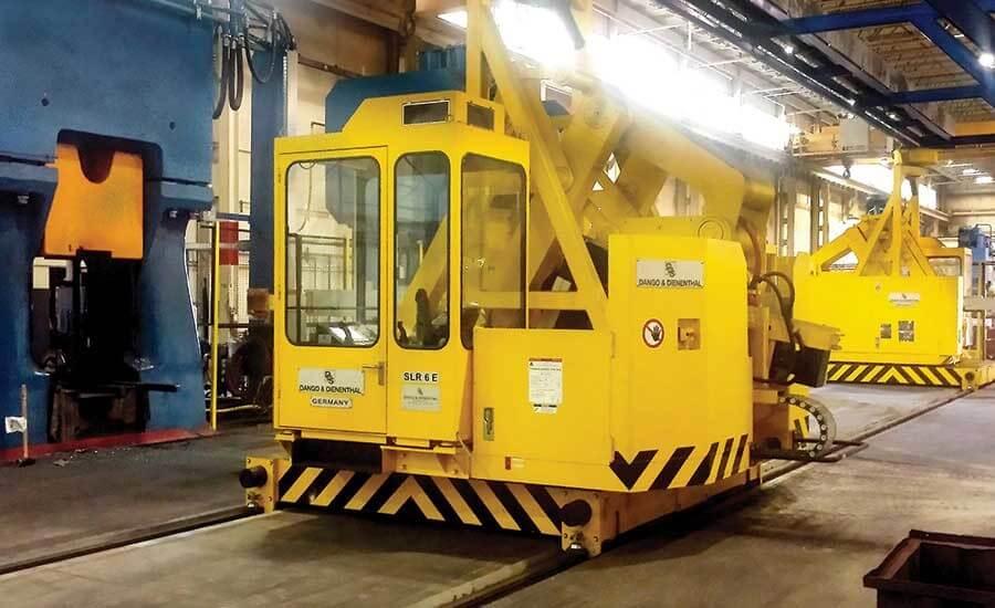 Рисунок 3. Робот для тяжелых грузов