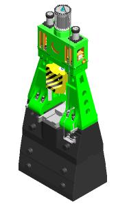 Ч.2. Комплексная программа модернизации паровоздушных молотов в полностью гидравлические от компании Anyang forging Press Machinery Industry Co., Ltd (Китай).