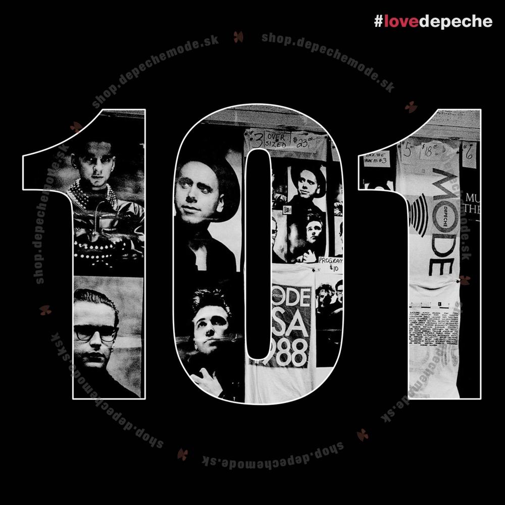 Depeche Mode 101 T Shirt