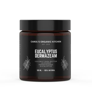 Eucalyptus Dermazeam - Scalp Cleansing Cream