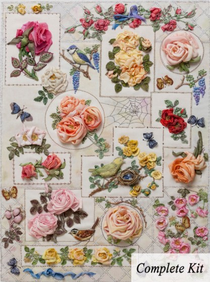 COMPLETE KIT for Roses book