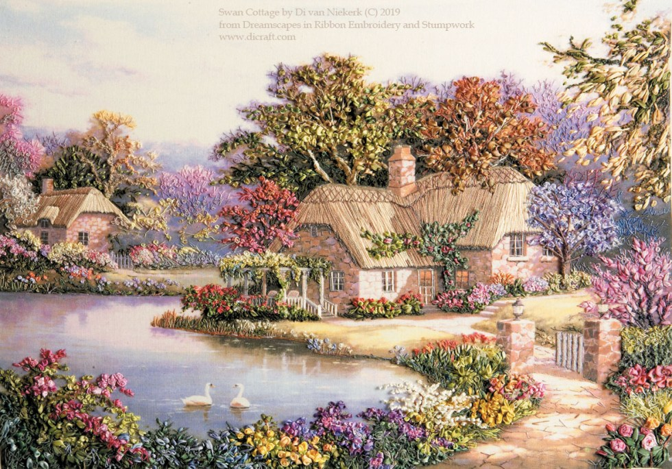 Swan Cottage - the Complete Kit