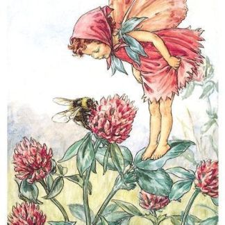 Red Clover Fairy Ribbon Pack