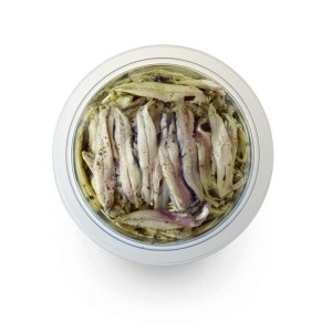 Anchovy Fillets With Parsley And Garlic 245gr